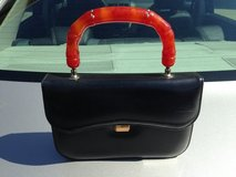 Vintage  Black purse by Supreme in Naperville, Illinois