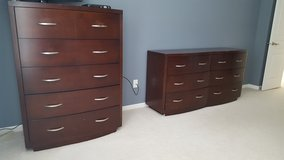 Two dressers in Naperville, Illinois