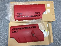 Corvette LS7 Engine Covers in Kingwood, Texas