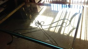 Glass Coffee Table in Camp Pendleton, California