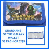 GUARDIANS OF THE GALAXY WALLET in Fort Benning, Georgia