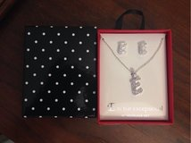 Boxed set of earrings and necklace in Yorkville, Illinois