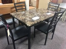 Table with 4 Chairs in Camp Lejeune, North Carolina