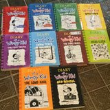 Diary of a Whimpy Kid Series in Ramstein, Germany