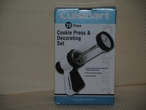 NIB Cookie Press/Decorating Set in Beaufort, South Carolina
