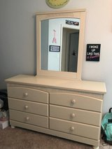 Dresser-Girl's w/matching nightstand in Vacaville, California