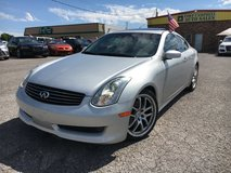 2007 INFINITI G-35 2D COUPE V6 3.5 LITER in Fort Campbell, Kentucky