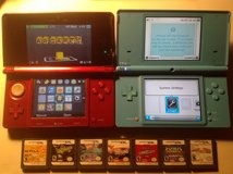 Nintendo 3DS XL, 3DS, DSi and games in 29 Palms, California
