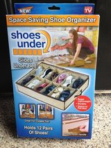Under Bed Shoe Storage in Perry, Georgia