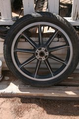 Harley-Davidson   aluminum motorcycle rims in Alamogordo, New Mexico