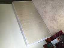 Twin box spring 3 years old in Naperville, Illinois