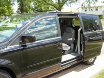 2008 Chrysler Town and County  Touring Minivan (Plainfield/Joliet) in Naperville, Illinois