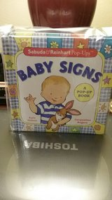 Baby Signs A Pop - up Book in Byron, Georgia
