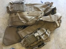 Interceptor plate carrier with Sappies in Camp Pendleton, California