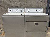 Washer and Dryer Set in Vista, California
