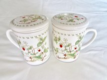 Set of Two Tea Cups for Lose Tea Leaves in Ramstein, Germany