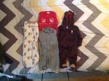 4 BABY OUTERWEAR ITEMS in Cherry Point, North Carolina