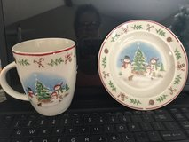 Christmas Dishes in Baytown, Texas