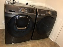 Like New SAMSUNG Washer and Dryer in Vista, California