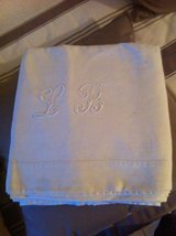 Antique French Linen Bed Sheet 2.10m x 2.40m (king) in Ramstein, Germany