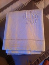 Antique French Linen Bed Sheets 2.10 m x 2.40 m (king) in Ramstein, Germany