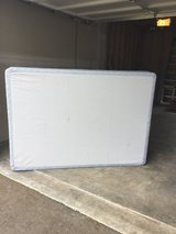 Full size box spring in Columbia, South Carolina
