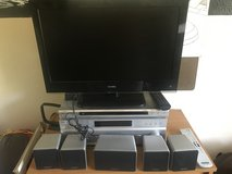 "Viore 22"" LCD and 5.1 Sony Sound system/DVD player in Camp Pendleton, California"