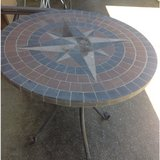 Round Tile Table in Fort Campbell, Kentucky