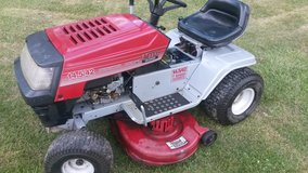 riding lawn mower in Naperville, Illinois