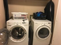 Whirlpool Duet Front Loading Electric Dryer/Washer Set in Kingwood, Texas