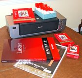 CANON PRINTER  PRO9000 MARK II and PHOTO PAPER PACKAGE in Oceanside, California