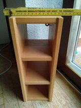 Wooden solid shelf for hanging in Ramstein, Germany
