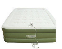 "AeroBed Queen 18"" Air Mattress w/ Antimicrobial Sleep Surface in Clarksville, Tennessee"
