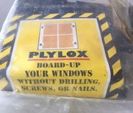 Plylox for Boarding up Windows in Chicago, Illinois