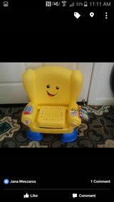 fisher price learning chair in Vacaville, California