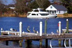 Onslow County Waterfront Properties in Camp Lejeune, North Carolina