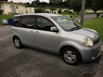 2004 Toyota Sienta. GREAT car, lots of options in Okinawa, Japan
