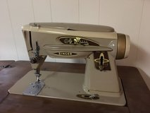 Antique Singer 503A Sewing Machine (1950s) in Naperville, Illinois