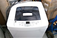 GE Portable Top Load Washer 6 mo. new in San Diego, California