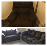 Couch sofa recliner in Fort Irwin, California