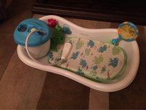Baby Bath in Vacaville, California