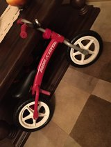 Radio Flyer Training Or Balance Bike in Vacaville, California