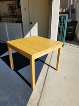 IKEA dining table in San Clemente, California