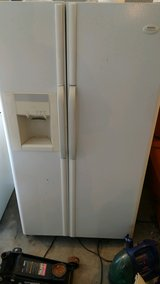 Side by Side Door Refrigerator in Cherry Point, North Carolina