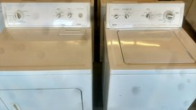 Kenmore Washer & Dryer in Cherry Point, North Carolina