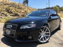 Audi A4 Turbo Custom in Fort Irwin, California