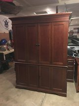Computer Armoire / Cabinet in Oswego, Illinois