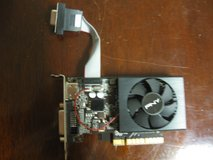 Nvidia GeForce GT730 2GB DDR3 PCIe Graphics Card in Kingwood, Texas