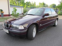 BMW 316 i automatic, 93.800 miles, Model 97 in Ramstein, Germany