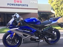 2015 Yamaha Yzf R6 in Miramar, California